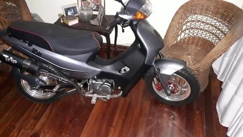 Moto Guerrero Trip 110 Tuning -  2020 0km
