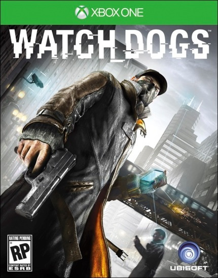 Watch Dogs - Xbox One Lacrado Novo Mídia Física.