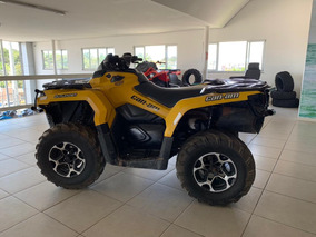 Outlander 650 Xt Can Am Quadriciclo