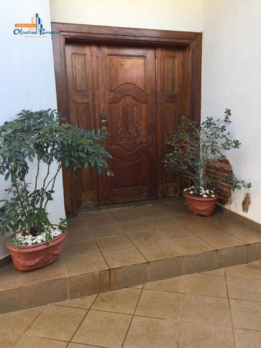 Sobrado Com 3 Dormitórios À Venda, 491 M² Por R$ 800.000,00 - Vila Santa Maria - Anápolis/go - So0164