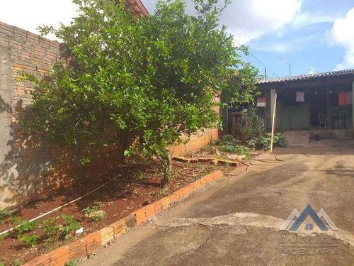 Terreno À Venda, 300 M² Por R$ 145.000,00 - Jardim Santo André - Londrina/pr - Te0520
