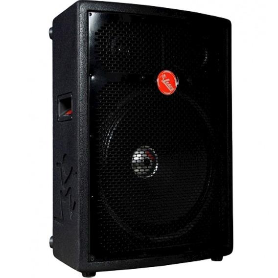 Caixa Acústica Passiva Fit 320 3 Vias 200wats Leacs