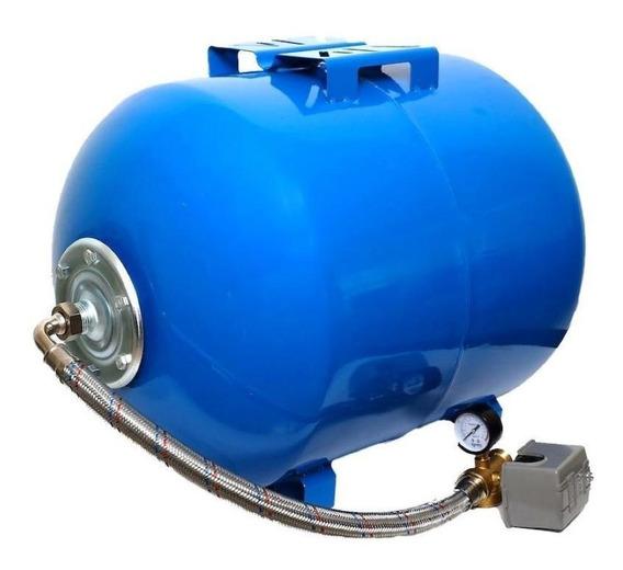 Tanque Hidroneumatico 43l Igoto Con Kit Instalacion Th-50