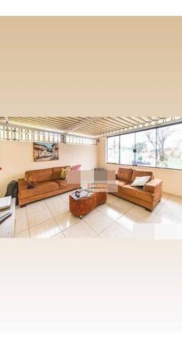 Imagem 1 de 14 de Sobrado Com 3 Dormitórios À Venda, 170 M² - Santa Terezinha - São Bernardo Do Campo/sp - So2851