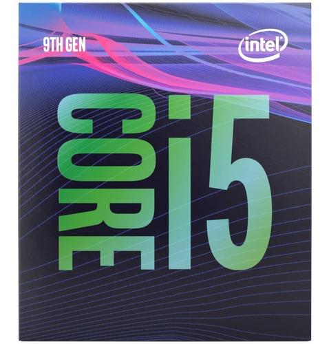 Imagem 1 de 5 de Processador Gamer Intel Core I5-9600kf (2 Anos De Garantia)