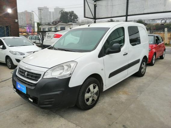 Peugeot Partner 1.6 Hdi Aa 2016