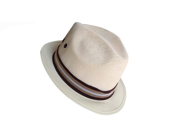 Sombrero Para Playa Unisex Elegante Con Envio Gratis