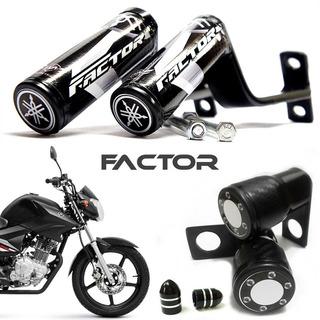 Slider Factor 125/150 Protetor Motor Mata Cachorro C Brinde