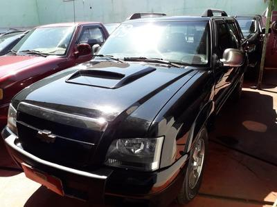 Chevrolet Gm S10 Executive 2.4 Preto 2009