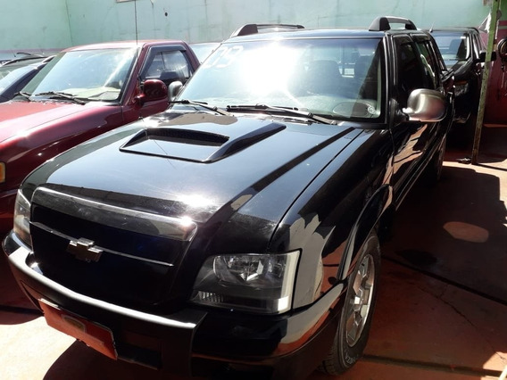 Chevrolet Gm S10 Executive 2.4 Preto 2009