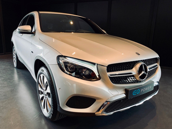Mercedes Benz Glc 350e Híbrida At Cuero 2019 - 0km