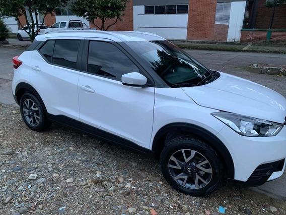 Nissan Kickis Sense 2018; Motor 1.6, 5 Puertas Color Blanco