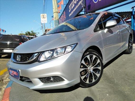 Honda Civic New Civic 2.0 Lxr 16v Flex 2015 Aut.