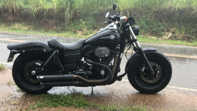 Harley Davidson Fat Bob Customizado