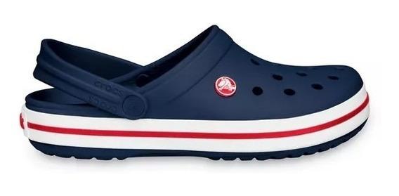 Crocs Originales Crocband Negro C11016b