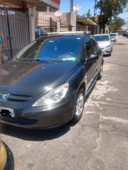 Peugeot 307 1.6 Passion Hatch Preto