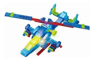 Crystaland Bloques Lego Didácticos Ladrillos C/luz 8 En 1