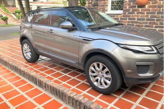 Land Rover Range Rover Evoque Si4 2017