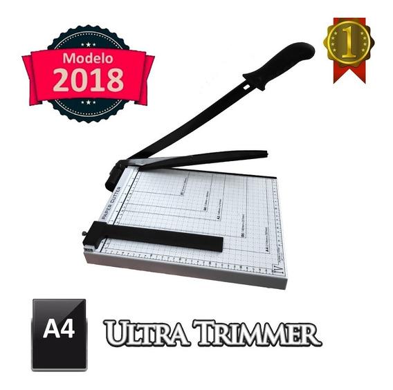 Cizalla Guillotina Palanca Corta Papel Trimmer A4 32cm 2019