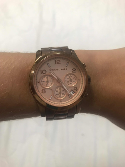 Relógio Michael Kors Mk5128 Rose