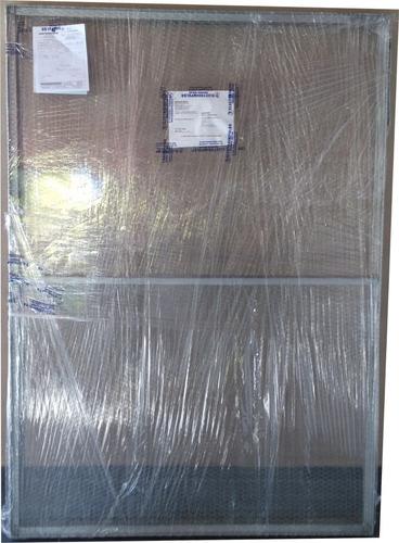 Imagen 1 de 4 de Reja Tejido Antigranizo Protector Termotanque Solar 30 Tubos