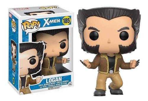 Figura Funko 185 Logan - Xmen Oferta!