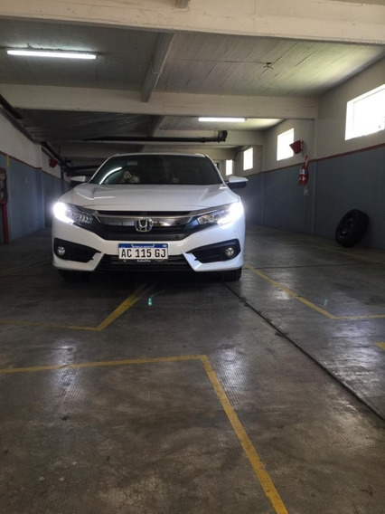 Honda Civic Ext 2018 - Impecable