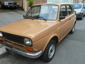 Fiat 147 L Carro De Coleção