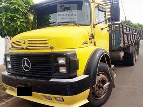 Mb L 2013 - 81/81 - Truck, Carroceria De Madeira, Turbo