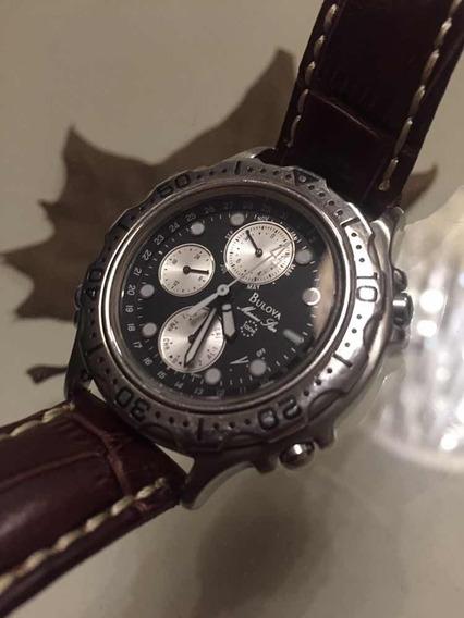 Relógio Bulova Marine Star Vintage