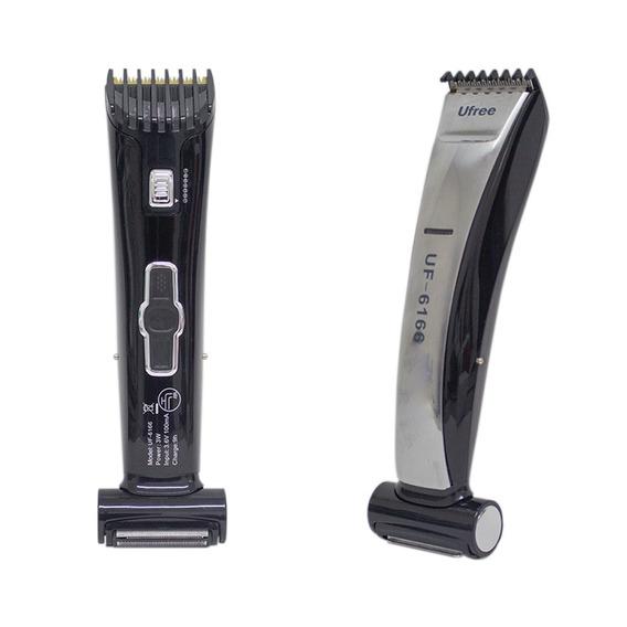 Máquina De Corte 2 Em 1 Barbear Elétrico Lavável Para Homem