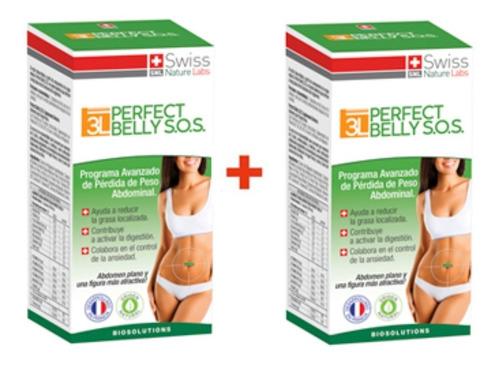Perfect Belly Sos Con Chromax 2 Meses X 1 - Abdomen Plano