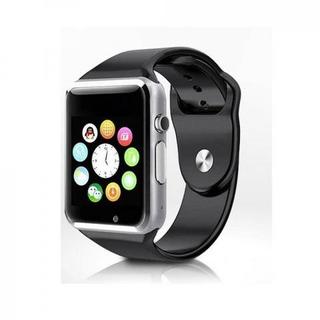 A1 Relógio Smartwatch Original Touch Bluetooth Chip + Brinde