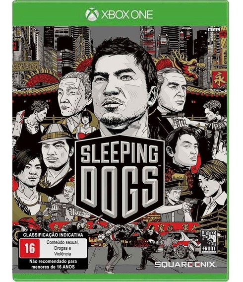 Sleeping Dogs Definitive Xbox One Digital + 2 Jogos Grátis