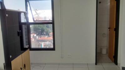 Sala Em Tatuapé, São Paulo/sp De 37m² À Venda Por R$ 372.000,00para Locação R$ 1.500,00/mes - Sa232401lr