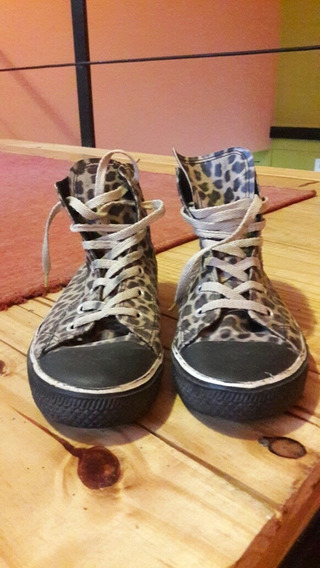 Zapatillas De Mujer Botitas