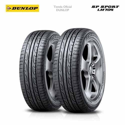 Kit X2 Cubiertas 215/40r18 (97w) Dunlop Sport Lm704