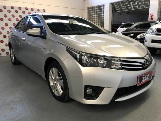 Toyota Corolla Xei 1.8 6m/t 2016