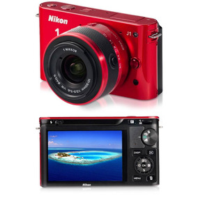 Camera Nikon J1 Hd
