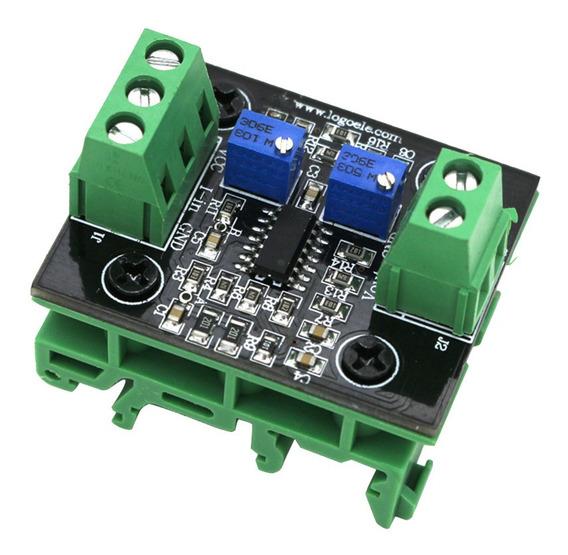 Corrente Para Módulo Sensor Conversão 0-3.3v Da Vez 4-20ma
