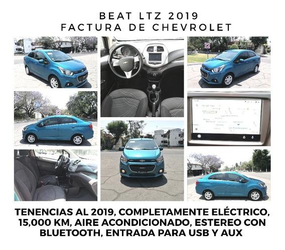 Chevrolet Beat 1.3 Nb Ltz Mt 2019