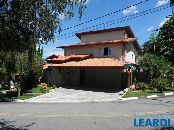 Casa Em Condomínio - Recanto Dos Paturis - Sp - 590368