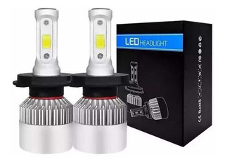 Luces Led H4 9007 H7 9006 9005 Alto Poder 16000 Lumen