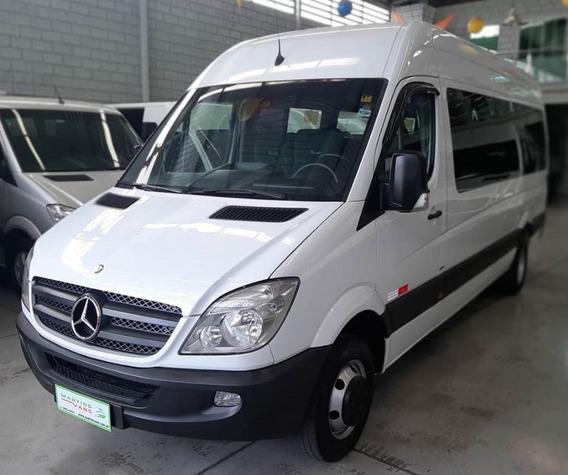 Mercedes-benz Sprinter 2.2 515 Cdi Van 21 Lugares Teto Alto
