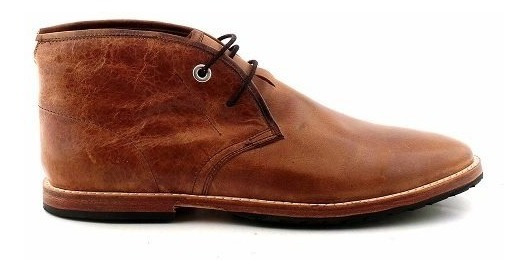 Bota Zapato Cuero Hombre Briganti Borcego Botita Hcbo00886