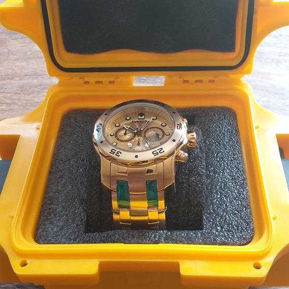 Relógio Invicta Pro Diver 0074 Ou 21924 + Maleta Grátis !!!