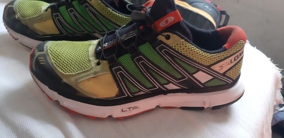 Zapatos Salomon Xr Mission Y Crossmax Spro Senderismo