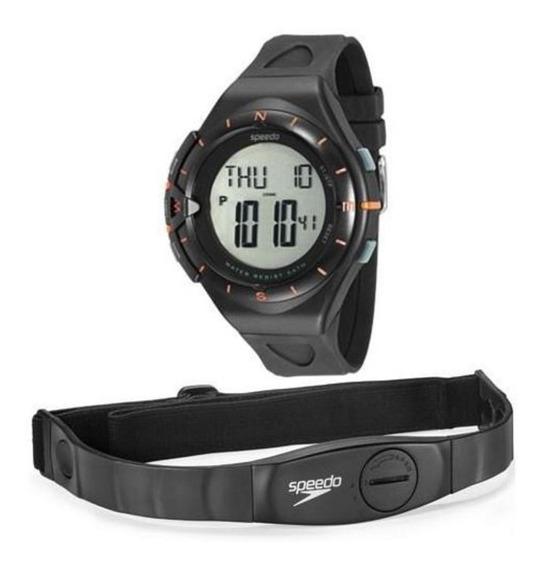 Relógio Monitor Cardíaco Mondaine 58010goevnp1