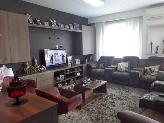 Apartamento Com 3 Dormitórios À Venda, 192 M² Por R$ 900.000,00 - Centro - Santo André/sp - Ap9518