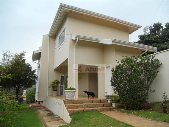 Casa Residencial À Venda, Jardim Sorirama (sousas), Campinas. - Ca0288